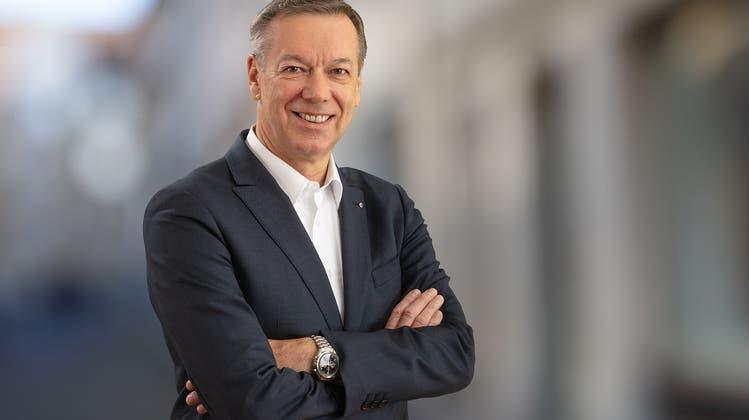Kuno Gasser, CVP (bisher, wiedergewählt mit 3576 Stimmen) (zvg)