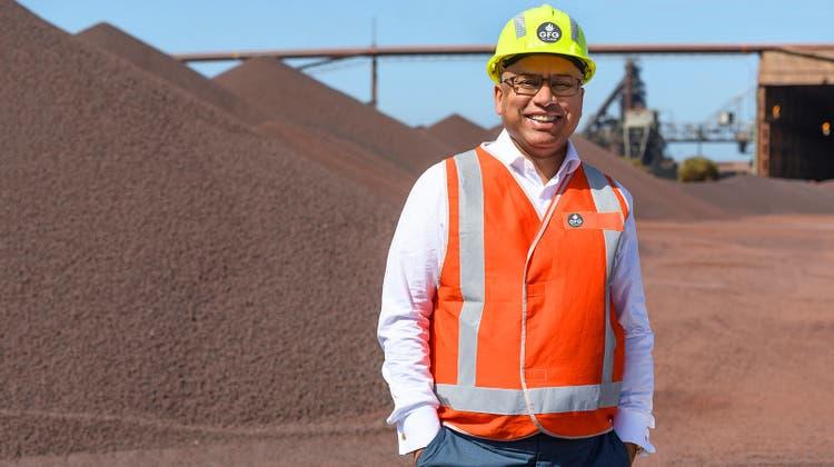 Der britische Stahlmagnat Sanjeev Gupta. (ZVG)