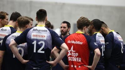 Headcoach Liam Sketcher kann sein Team in der wichtigen Phase der Meisterschaft gut anderthalb Wochen lang nicht trainieren. (Jörg Oegerli)