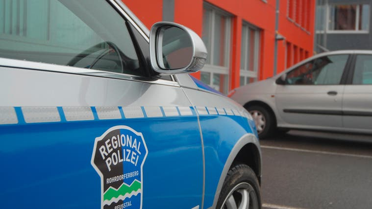 Bekannte Hotspots wurden von der Regionalpolizei während der Pandemie vermehrt kontrolliert. (Bild: az)