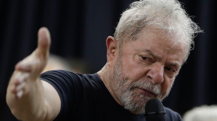 Von 2003 bis 2011 regierte er Brasilien, von 2018 bis 2019 sass er im Knast: Lula da Silva. (AP)