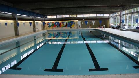 Schwimmbad der Pädagogischen Hochschule. (Wagmann Wolfgang)