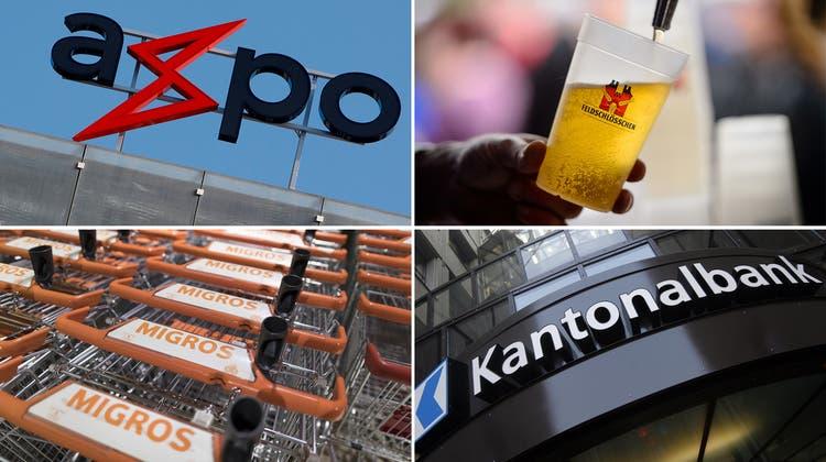 Die Axpo testet Mitarbeitende an einzelnen Standorten bereits regelmässig. (Ennio Leanza / Keystone)