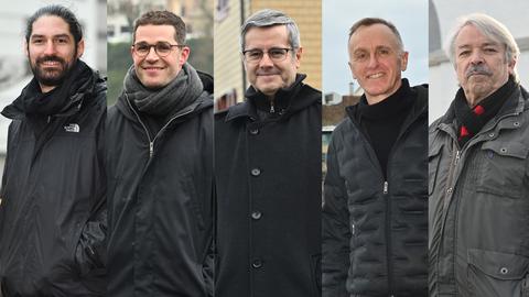 Fünf Kandidaten bewerben sich für zwei freie Sitze – FDP tritt nur noch mit Savoldelli an