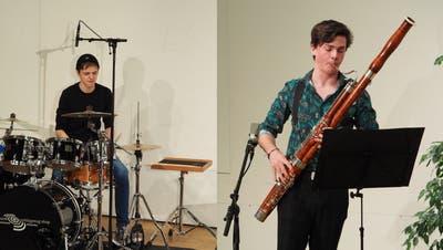 Tom Müller im Livestream bei seinem Final-Auftritt. (Bild: PD)