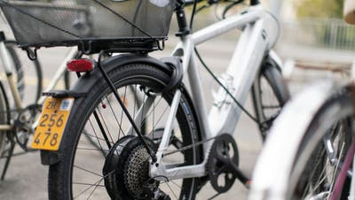 Waren auch 2020 weiterhin beliebt: E-Bikes. (Keystone)