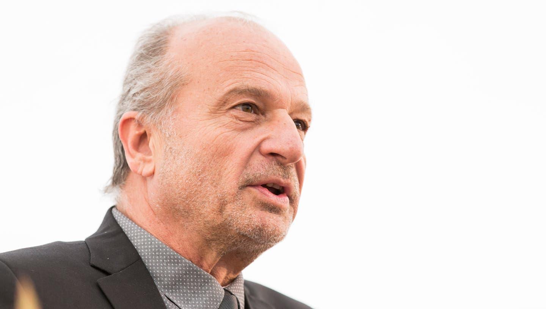 Filippo Leutenegger, der Stadtrat von Zürich erklärt: «Ich würde mir überlegen, meine Kandidatur zurückzuziehen, wenn die Partei statt mir eine Frau ins Rennen schicken würde.» (Severin Bigler)