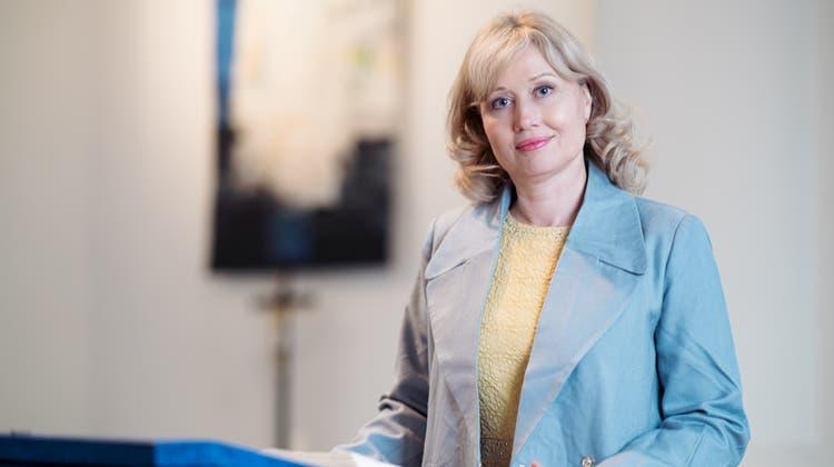 Denise Wyss ist Pfarrerin in Solothurn. (Sarah Ley)