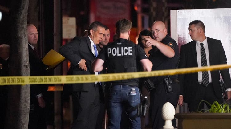 Vier Tote nach Schüssen in Bürogebäude in Kalifornien