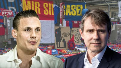 Weder David Degen noch Bernhard Burgener geniessen die Sympathien in Basel. Kann ein weisser Ritter den FC Basel retten?