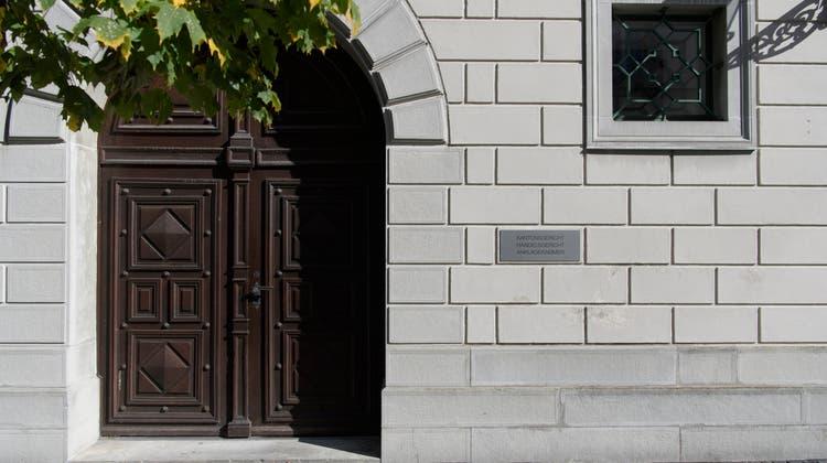 Der Mord geschah am 9. September 2015 im Gebiet Lochermoos in Ganterschwil. Nun hat das St. Galler Kantonsgericht das erstinstanzliche Urteil bestätigt. (Keystone)
