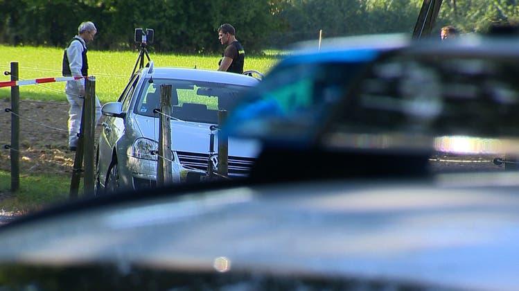 Der Mord geschah am 9. September 2015 im Gebiet Lochermoos in Ganterschwil. (Bild: Beat Kälin/BRK News)