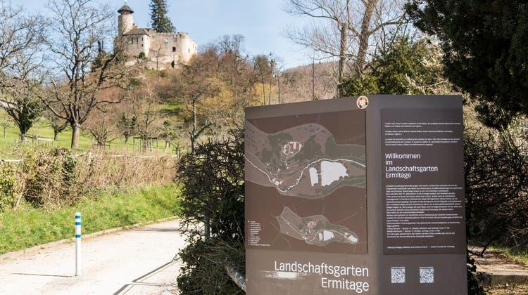 Seit Jahrhunderten zieht die Ermitage Besucherinnen und Besucher an. (Nicole Nars-Zimmer)