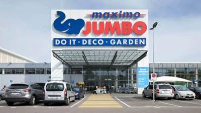 Der Jumbo Maximo in Arbon, der Ende Oktober 2016 eröffnet worden ist. (Bild: PD)