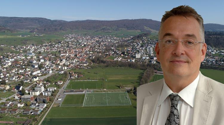 André Grolimund, Chef im Amt für Gemeinden (AGEM). (zVg)
