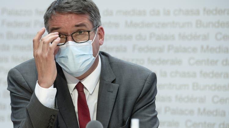 Wird bald Post-Verwaltungsratsprädient: SP-Politiker Christian Levrat (Marcel Bieri/Key)