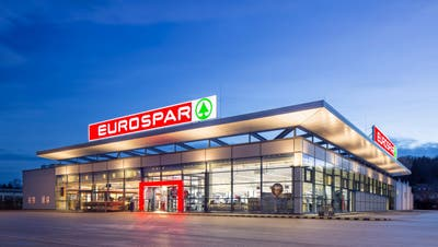 Ein Eurospar im Burgenland im Osten Österreichs. Bald gibt es Eurospar auch wieder in der Schweiz, den ersten im Linthgebiet. (Bild: Johannes Brunnbauer/PD)