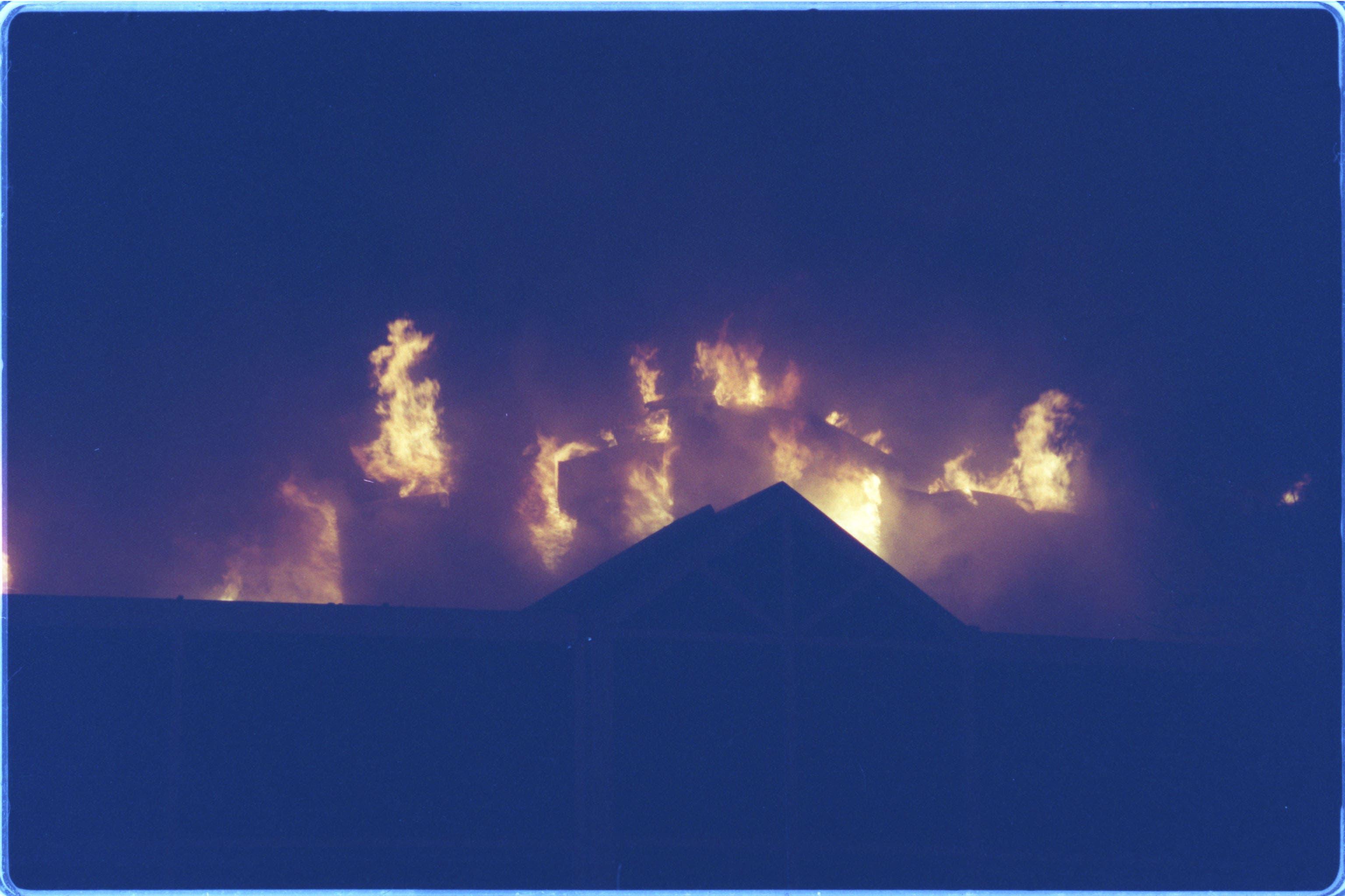 Am Samstag 7.April 2001 hat in den frühen Morgenstunden die Stadthalle in Dietikon gebrannt.
