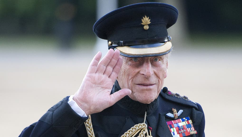 Seine königliche Hoheit, Prinz Philip, Herzog von Edinburgh. (Keystone)