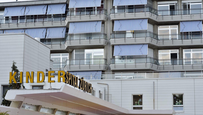 Am Kinderspital Zürich wurden vergangenes Jahr 49 Kinder nach Suizidversuchen behandelt – mehr als doppelt so viele wie im Vorjahr. (Bild: Keystone)