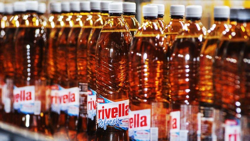 Die Migros hat unter anderem einenBestellstopp für das zuckerreduzierte Rivella Refresh verhängt. (zvg/Rivella Group)