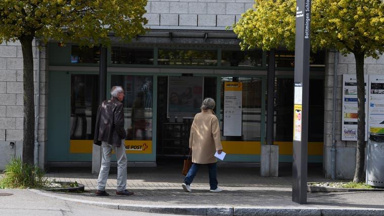 Die Post in Bottmingen wird wahrscheinlich verschwinden. (Juri Junkov)