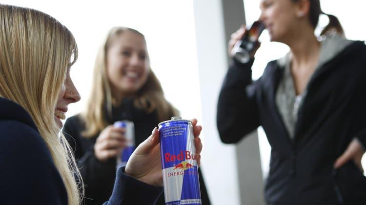 Energy Drinks sind ungesund. (Stefan Kaiser/ Neue Zuger Zeitung)