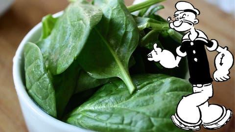 Esst mehr Spinat: Was früher Eltern ihren Kindern befahlen, empfehlen nun Forschende aus Australien. (Pixabay)