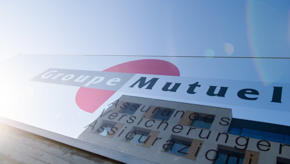 Im Jahr 2020 erstattete die Groupe Mutuel bereits 101 Millionen Franken an Reserven zurück. (Symbolbild) (Keystone)