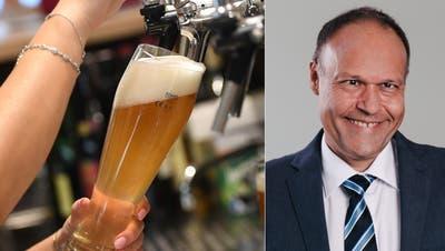 Laut dem Verband der unabhängigen Getränkehändler sind Millionen von Litern von Bier und alkoholfreien Getränken vom Ablaufen bedroht. (Alex Spichale / AGR)