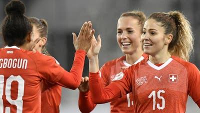 Klartext vom Chef: «Es ist das wichtigste Spiel meiner Ära in der Schweiz», sagt Nils Nielsen. (Urs Flueeler / KEYSTONE)