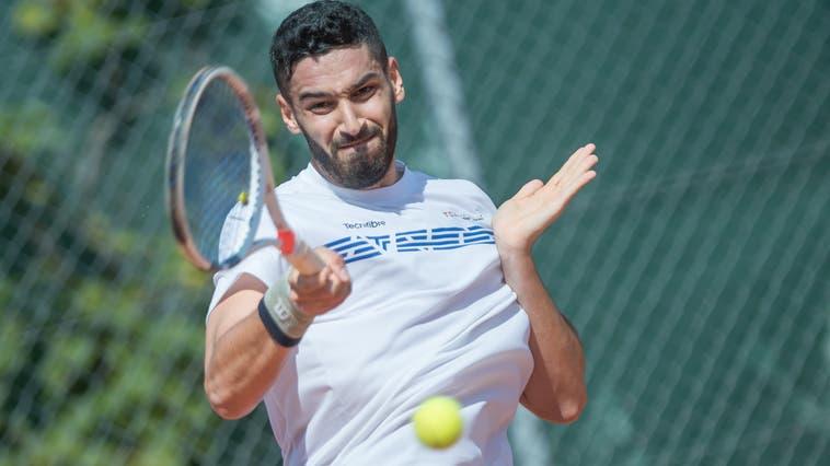 Adam Moundir hat in den vergangenen Monaten kein einziges Turnier absolviert. (Bild: Pius Amrein (Luzern, 5. September 2020))