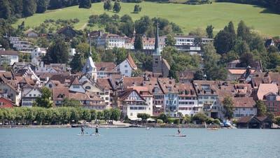 Kanton Zug zahlt 54 Millionen Franken an Zuger Unternehmen