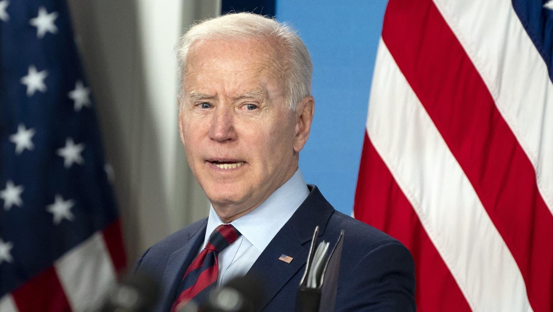 Macht Tempo: US-Präsident Joe Biden. (Leigh Vogel / Pool / EPA)
