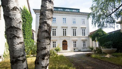 Nach dem Auszug des kleinsten Departements sollte die Villa eigentlich verkauft werden. (Nicole Nars-Zimmer)