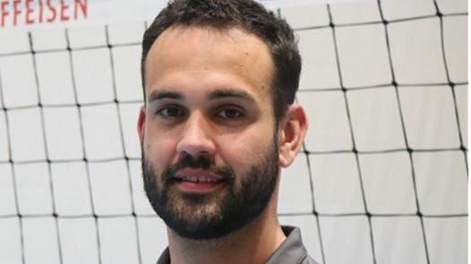 Daniel Rocamora wird neuer Headcoach der NLB-Damen beim VBC Kanti Baden