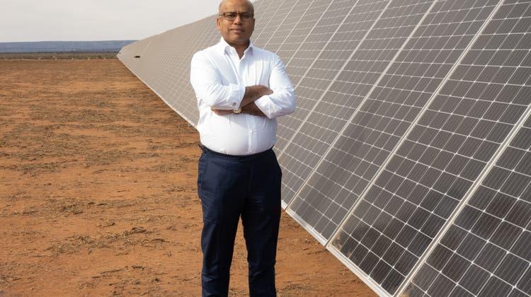 Sanjeev Gupta einer der grössten Schuldner von Greensill. Credit-Suisse-Fondskunden zitteren wegen ihm um 1,2 Milliarden Dollar . (Zvg / Aargauer Zeitung)