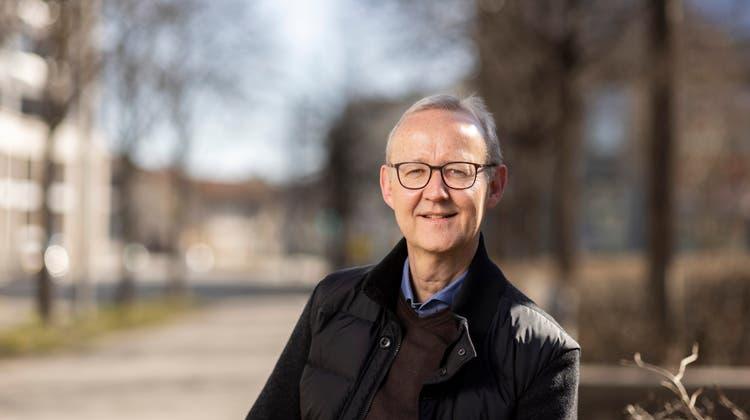 Heinz Beiner aus Dietikon engagiert sich beim Rotary Club Zürich-Limmattal und beim ROKJ Limmattal. (Severin Bigler)