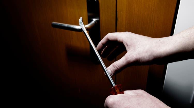 Der Täter hatte einen Werkzeugkoffer und eineweiss-blaue Umhängetasche dabei (Symbolbild). (Stefan Kaiser)