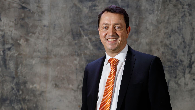 Thomas A. Müller will für die CVP in die Regierung. (Hanspeter Bärtschi)