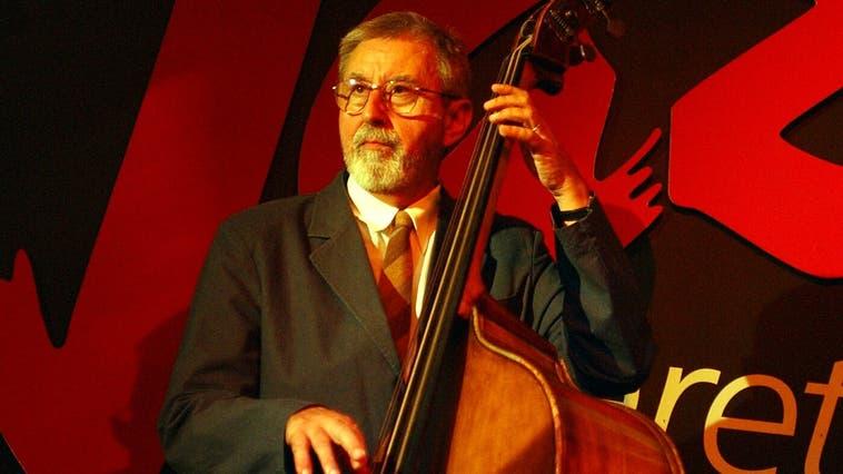 Isla Eckinger 2002 beim «Jazz am Maeretplatz» in Solothurn. (Bild:Alois Winiger)
