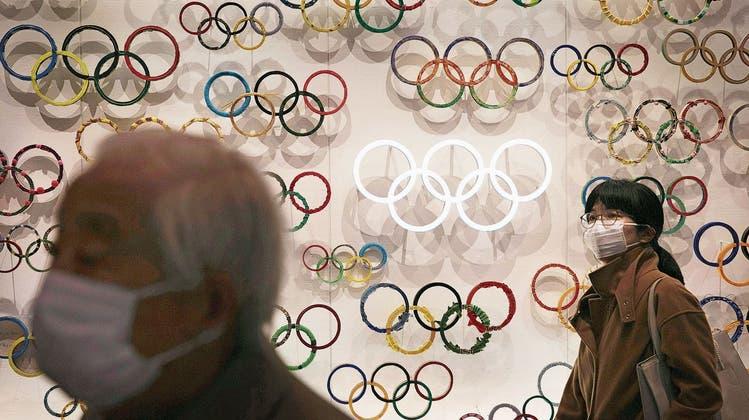 «Kommen Sie nicht nach Japan!» – Kritik an den Olympischen Spielen wird lauter