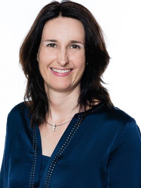 Judith Gähler, FDP Wettingen