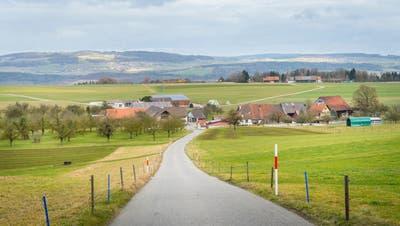 Erhaltungszone: Auch der Weiler Oberherten bei Frauenfeld darf in seiner Form nicht mehr verändert werden. (Andrea Stalder)