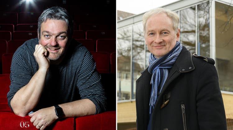 Rolf Häfeli, Geschäftsführer Cinema 8. (Chris Iseli)