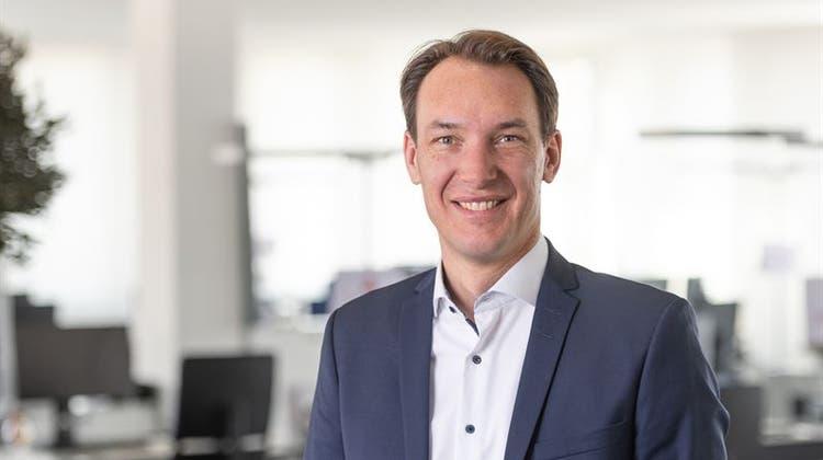 Der neue Geschäftsführer von Mars Schweiz Bernhard Rehrl. (Bild: PD)