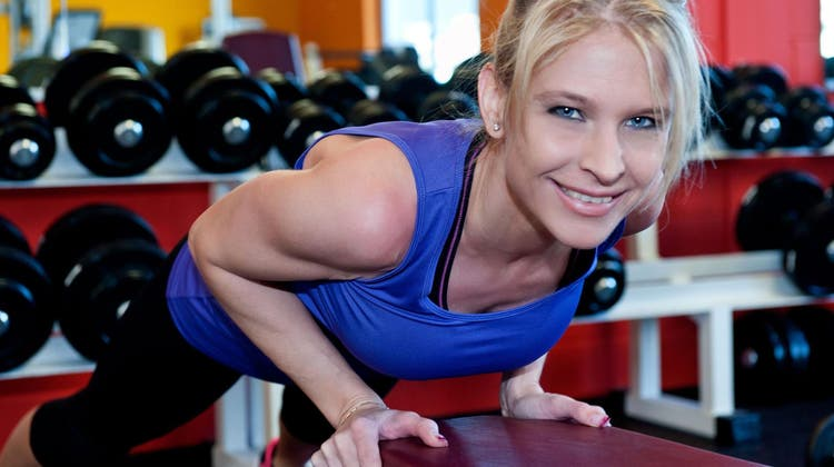 Nicole Müller-Boder arbeitet in mehreren Fitnesszentren. (zvg)