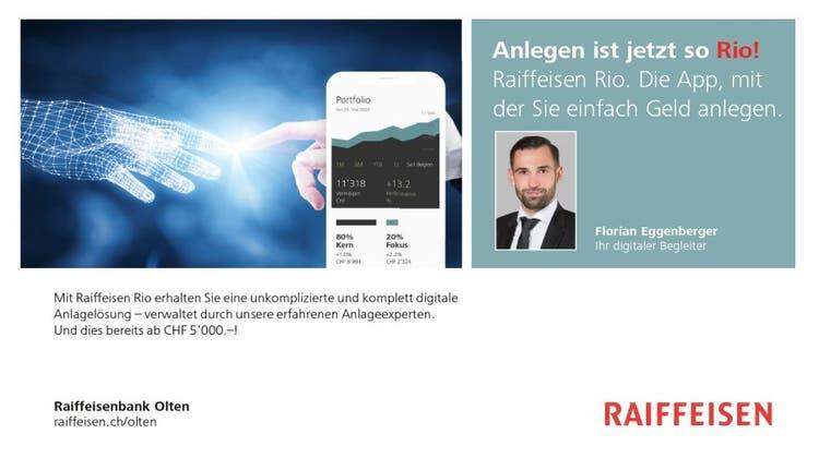 Digitales Anlegen –auch in der Schweiz immer beliebter