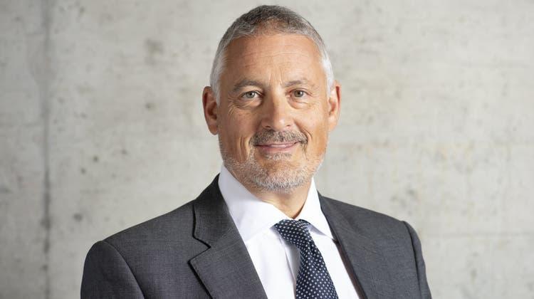 Marcel Bührer ist designierter Verwaltungsratspräsident der Postfinance. (HO/Postfinance)