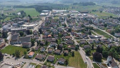 Eschlikons Wachstum lässt die Gemeindekasse klingeln. (Bild: Olaf Kühne)